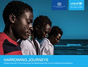 Harrowing Journeys- Children