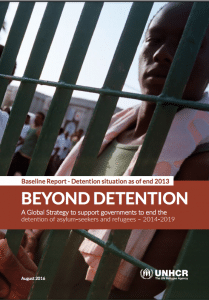 UNHCR Beyond Detention